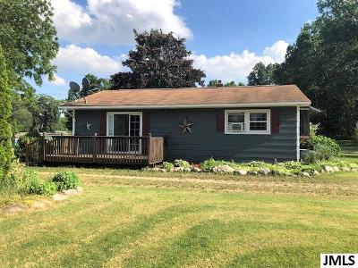 Hanover Single Family Home For Sale: 11975 Hanover Rd