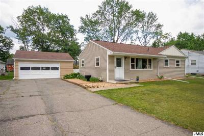 Michigan Center Single Family Home Contingent - Financing: 931 Merle Dr