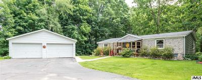 Single Family Home For Sale: 11185 Arland Rd