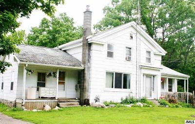 Manitou Beach Single Family Home For Sale: 13346 Rome Rd