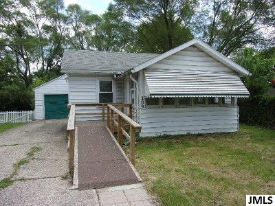 Single Family Home For Sale: 209 Watts St