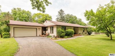 Single Family Home For Sale: 4054 Horton Rd