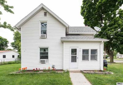 Single Family Home For Sale: 612 E North St