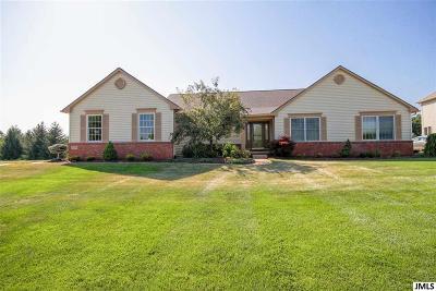 Jackson Single Family Home For Sale: 5028 Grande View Ln