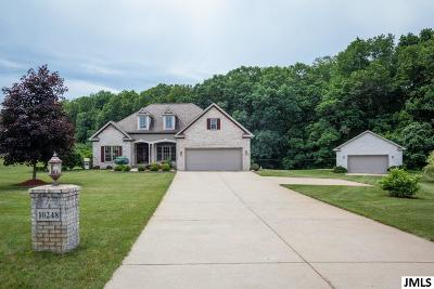 Single Family Home For Sale: 10248 Jane Valley