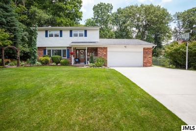 Jackson Single Family Home For Sale: 2035 Cascade Dr