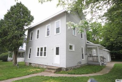 Single Family Home For Sale: 314 Mill St