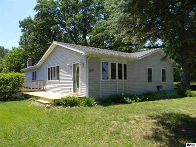 Single Family Home For Sale: 11659 Chicago Rd