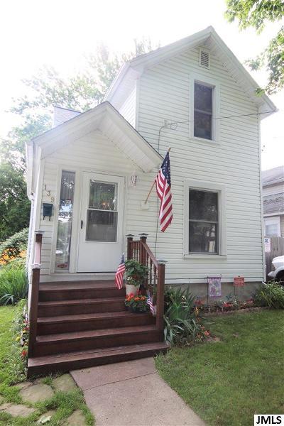 Jackson Single Family Home Contingent - Financing: 139 N Gorham