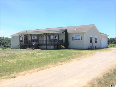 Single Family Home Contingent - Financing: 1660 Springville Hwy
