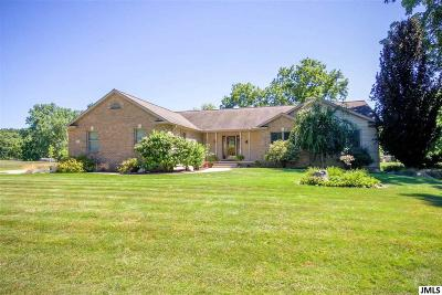 Single Family Home For Sale: 4857 Indian Creek Dr