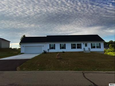 Single Family Home For Sale: 516 Cecil Dr