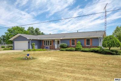 Stockbridge Single Family Home For Sale: 5115 Shepper Rd