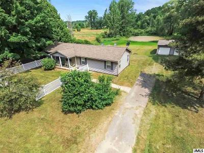 Single Family Home Contingent - Financing: 1340 Losey Rd