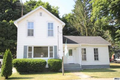 Leslie Single Family Home Contingent - Financing: 411 E Race Rd