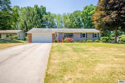 Spring Arbor Single Family Home Contingent - Financing: 3112 Daggitt Dr