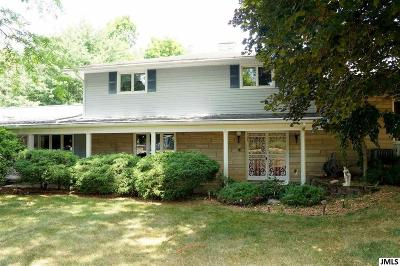 Single Family Home For Sale: 165 Harmony Rd