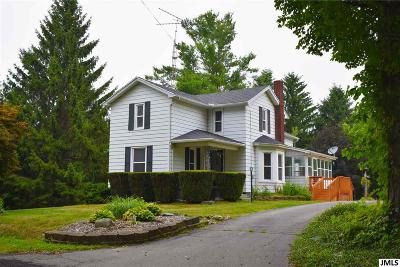 Single Family Home For Sale: 11030 Miner Rd