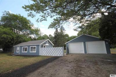 Michigan Center Single Family Home Contingent - Financing: 312 S Lakeside Dr