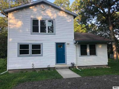Jackson Single Family Home Contingent - Financing: 557 Sheridan Rd