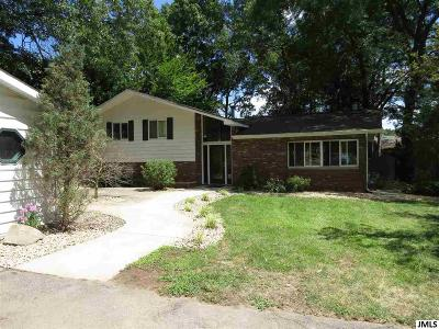 Jackson County Single Family Home For Sale: 186 Pine Hill Lake Dr