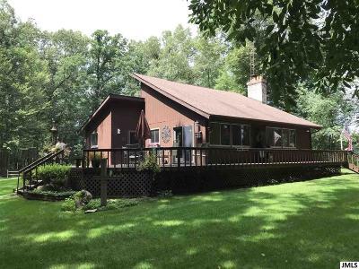 Single Family Home For Sale: 6178 Van Wert