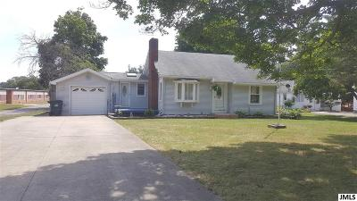 Single Family Home For Sale: 451 S Main
