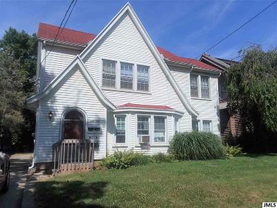 Jackson MI Multi Family Home For Sale: $60,000