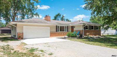 Jackson MI Single Family Home For Sale: $199,000