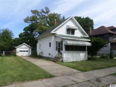 Jackson Single Family Home For Sale: 1109 Walker St