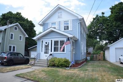 Jackson Single Family Home For Sale: 806 Union St