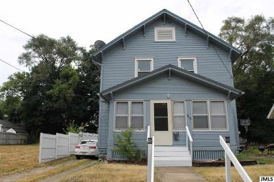 Jackson Single Family Home For Sale: 1613 Plymouth