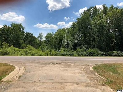 Jackson County Commercial Lots & Land For Sale: V/L Spring Arbor Rd