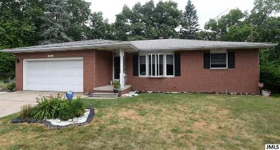 Single Family Home For Sale: 2900 Chippewa Trail