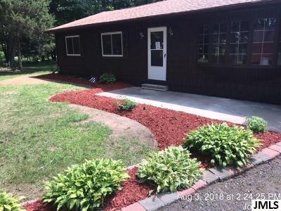 Jonesville Single Family Home For Sale: 4353 E Litchfield