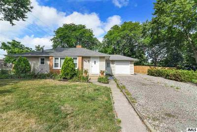 Grass Lake Single Family Home For Sale: 290 East Ave