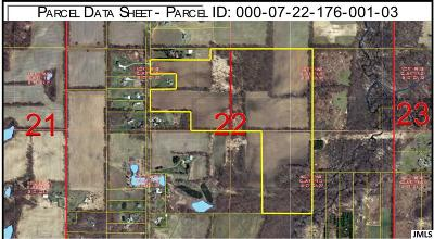 Parma MI Residential Lots & Land For Sale: $299,000