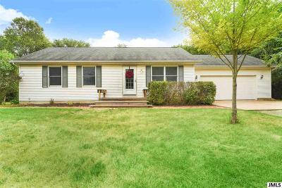 Single Family Home For Sale: 2627 N Dettman Rd