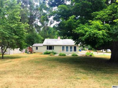 Michigan Center Single Family Home Contingent - Financing: 172 Cross