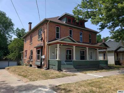 Jackson Single Family Home For Sale: 808 Second St