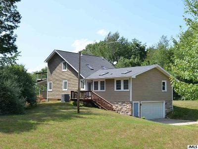 Munith Single Family Home Contingent: 6400 Portage Lake Rd