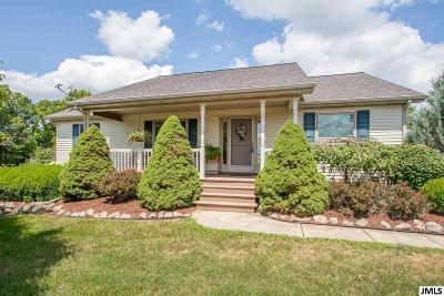 Mason Single Family Home Contingent: 5392 W Barnes Rd