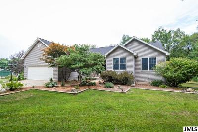 Jackson Single Family Home Contingent - Financing: 1758 S Sandstone Rd