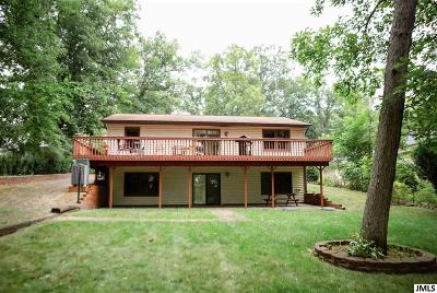 Jerome Single Family Home For Sale: 9691 Grey Goose Rd