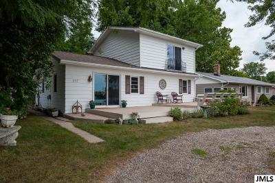 Brooklyn Single Family Home For Sale: 317 Knapp Rd