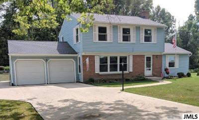 Jackson Single Family Home Contingent - Financing: 617 Robinson Rd