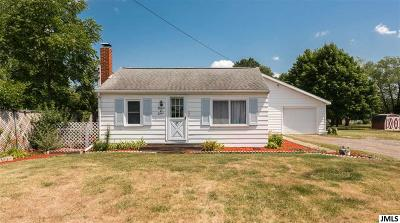 Michigan Center Single Family Home Contingent - Financing: 901 Arthetta