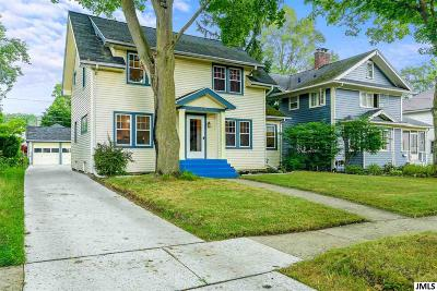 Single Family Home Contingent - Financing: 730 Woodfield