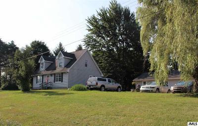 Tipton Multi Family Home For Sale: 6359 M50