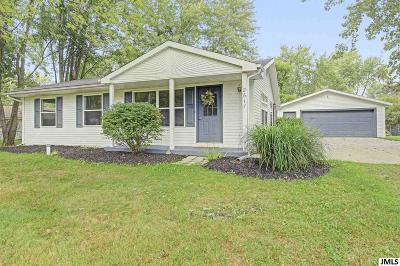 Single Family Home For Sale: 2617 Lucerne Dr